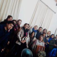 Productiva reunión con la Comunidad Teatral de Cafayate