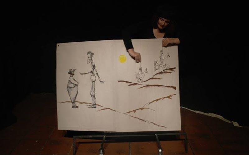 Andanzas del ilustrado Don Quijote