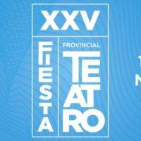 A partir del próximo lunes estarán abiertas las inscripciones para las capacitaciones de la Fiesta Provincial de Teatro