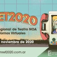 El Teatro del NOA se prepara para el #ENRET2020