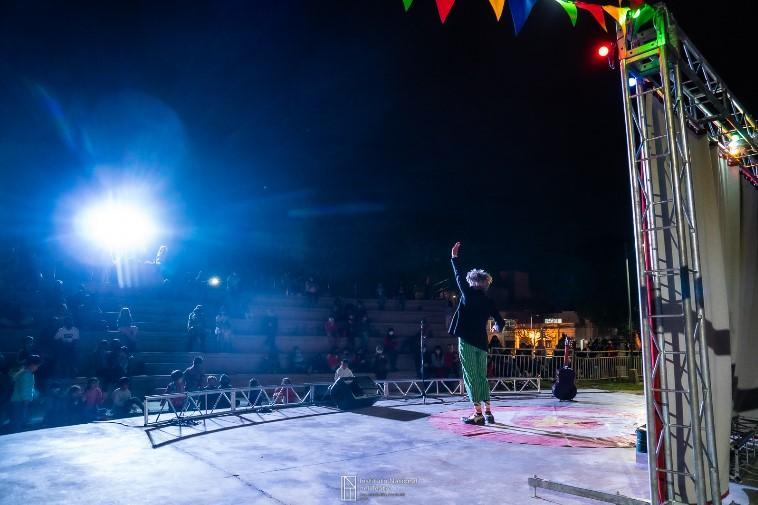 Exitoso primer fin de semana de «INTervenciones» en la Usina Cultural