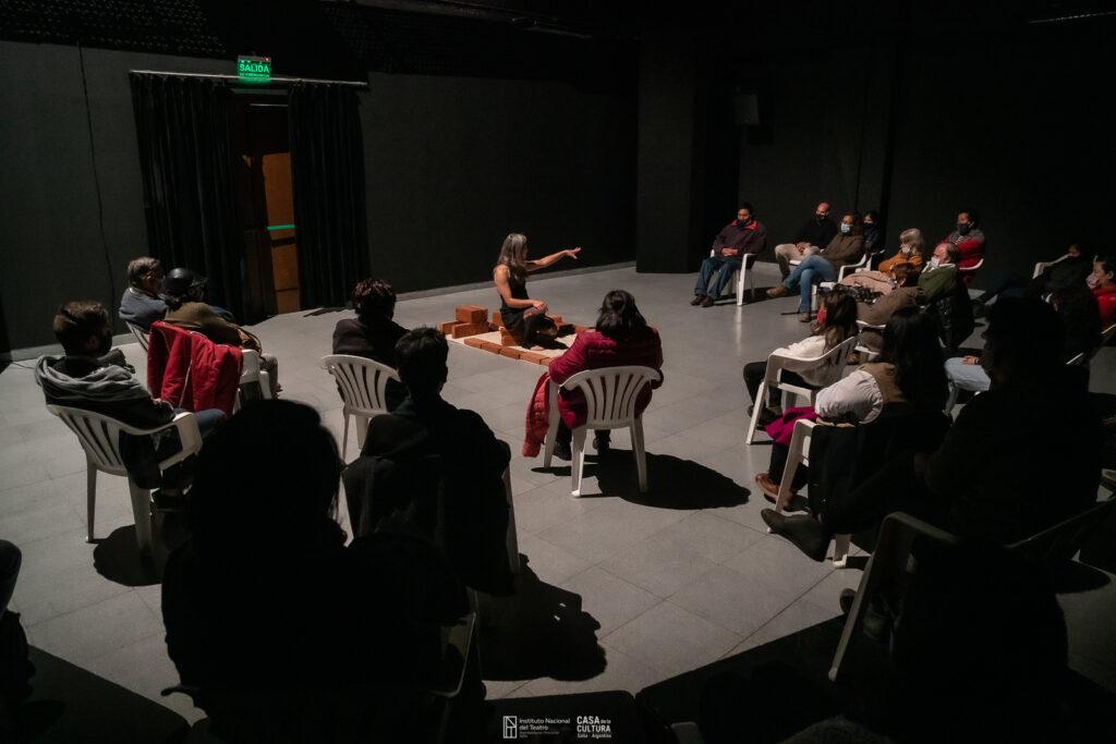 En este momento estás viendo A sala llena, comenzó el Ciclo «Sala Mecano»