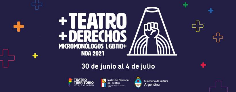Lee más sobre el artículo Continúa el Ciclo Virtual 🏳️🌈»LGBTIQ+ 2021 NOA»🏳️🌈