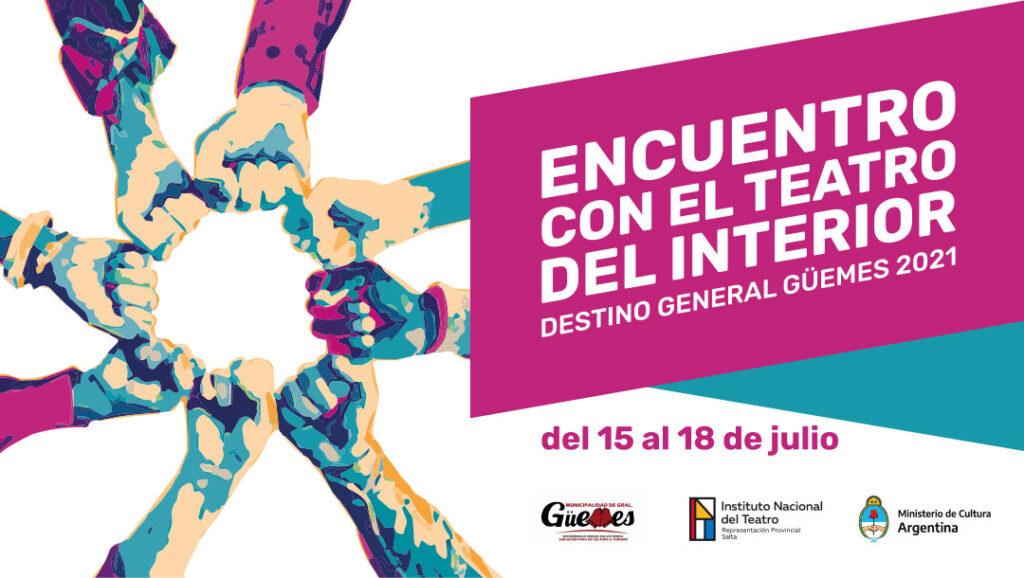 Lee más sobre el artículo En Güemes, comienza el «Encuentro con el Teatro del INTerior». ¡Mirá toda la programación!