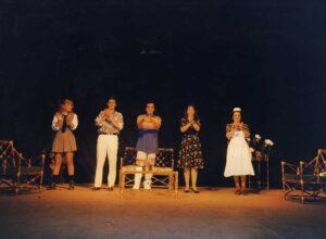 Homenaje Grupo Candilejas - Encuentro con el teatro del Interior 2021